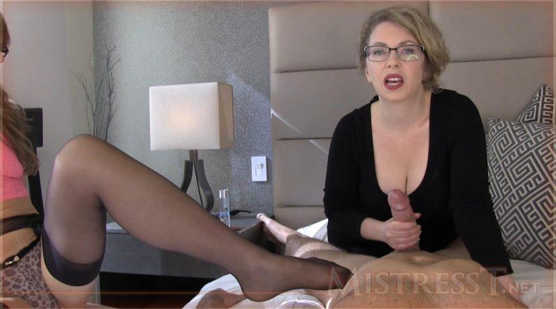 ED Clinic Training – Mistress – T – Fetish Fuckery