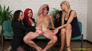 Defending Naturism – Pure CFNM – Mandy Slim, Roxi Keogh, Sade Rose, Vickie Powell