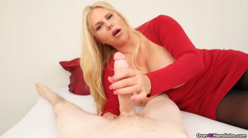 Karen Fisher Get Milked POV – Over 40 Handjobs