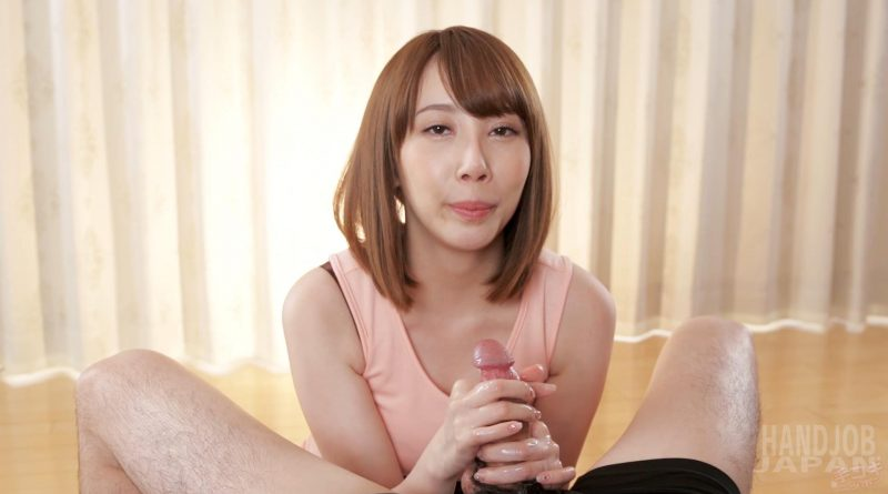 Aya Kisaki's Hot Handjob – Handjob Japan