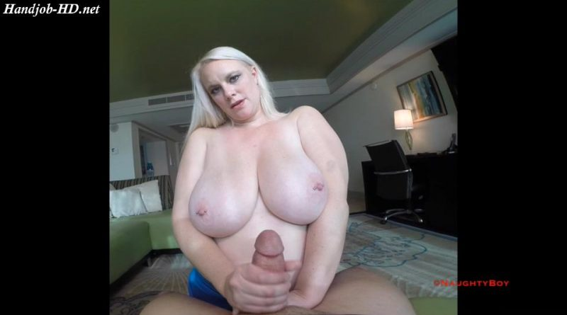 Cameron Skye – POV HJ BJ and Tit-Job – Naughty Boy POV