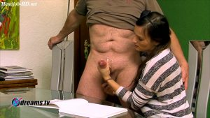 Holly Gives His Stepdad A Hot Handjob – Xdreams Handjobs
