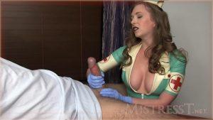 Milked By A Dominant Nurse – Mistress – T – Fetish Fuckery