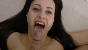 Extreme Facial! Wixxer me the mouthful !! – Young-Devotion