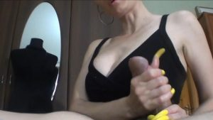 HJ Your mistress does handjobs for money – HJ Goddess TEASE
