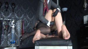 Handjob Employee! She is the boss! – Lady Victoria Valente