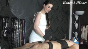 Handjob and mental programming – Lady Victoria Valente