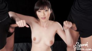 Sara Yurikawa Handjob – Sperm Mania