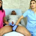 Avi Love & Sierra Nicole Castrate The Patient Hand Job – Primal's HANDJOBS