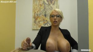 IF YOU WANT TO KEEP YOUR JOB—YOU ARE GOING TO POP A NUT NOW – ULTRA HOT MEGA TIT BOSS – ALURA JENSON – Women on Top – of men
