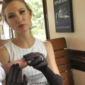 Make my nylon gloves wet – Angel The Dreamgirl