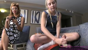 Brianna and Odette – Mother and Daughter Edge Husband – Brat Princess 2
