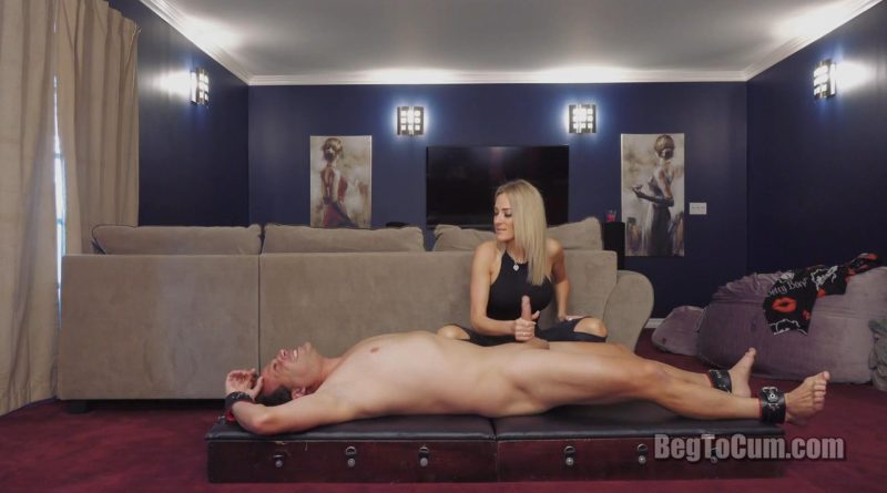 IN HOPING, PLEADING, BEGGING – Beg To Cum – Blake Morgan