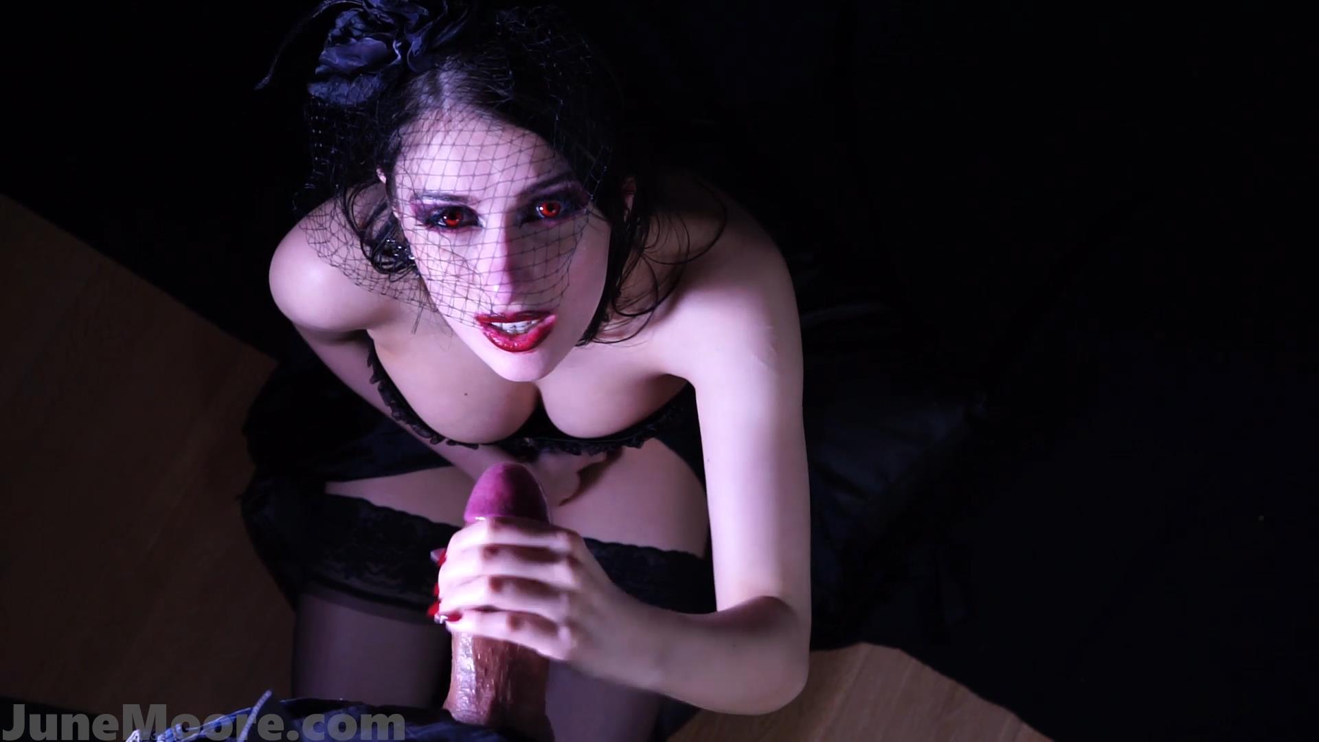 Nikki Brooks B G Porn thirst - b/g vampire handjob blowjob - junemoorexxx 1080p