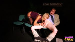 Classical Groping – Amateur CFNM – Chelsey Lanette