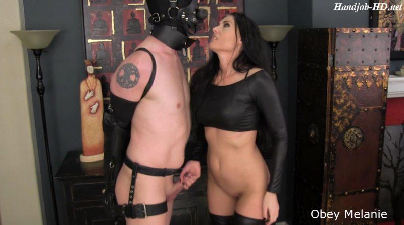 Kiss your cum goodbye – Obey Melanie