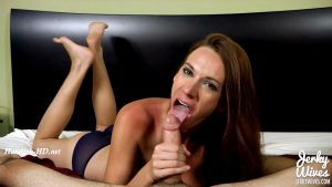 Alora Jaymes in Dirty Talk – Blown Over the Edge – Jerky Wives