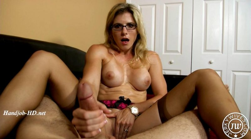 Cory Chase in Making Up with Mom – Jerky Wives