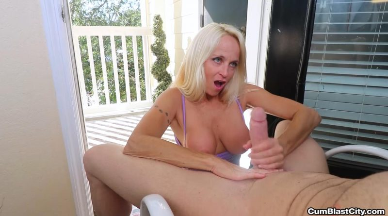 Cum on Yoga Pants – Cum Blast City – Dani Dare