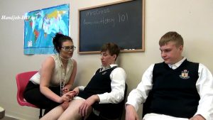 HOT FOR TEACHER EPISODE 2 – JERKY GIRLS