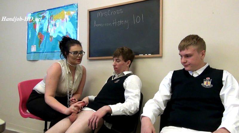 HOT FOR TEACHER EPISODE 2 – JERKY GIRLS