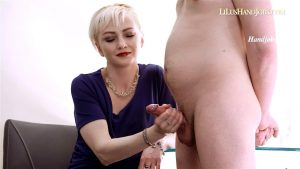 Hotel HandJob with Big CumShot 2 – I JERK OFF 100 Strangers hommme HJ – Lilu