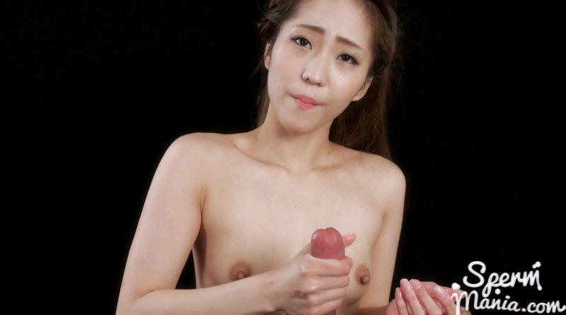 Juri Kisaragi Strokes with Cum – Sperm Mania