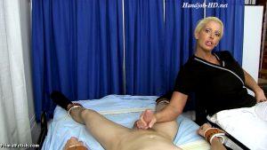 Nurse Alura Milking And Castration – Primal's HANDJOBS – Alura Jensen