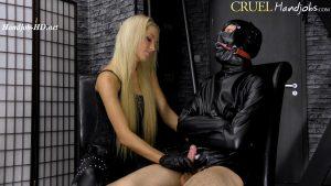 Orgasm control 2 – Cruel Handjobs