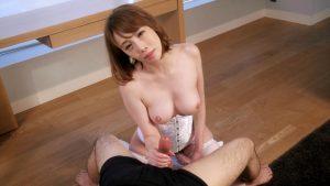 Aya Kisaki's masturbation handjob – Handjob Japan