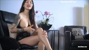 Desperate, owned forced-bi bitch & Asian Mistress – Siren Thorn Inked Asian Goddess