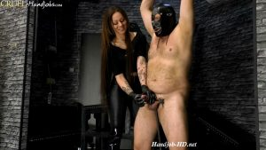 Forced orgasm with Cleo – Cruel Handjobs