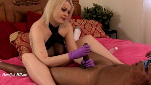 Nadia White is the semen extractor – Got Milked Studios