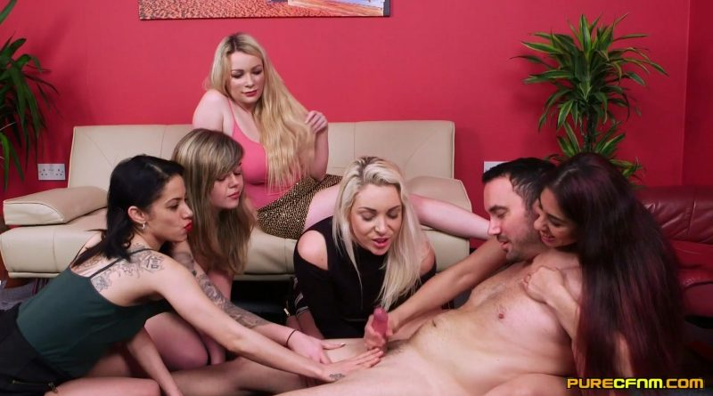 Stripper Recognized – Pure CFNM – Madison Stuart, Myla Elyse, Penny Lee, Sahara Knite, Victoria Summers