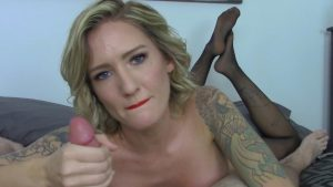 Virgins Birthday Handjob with Reagan Lush – Fuzzy Peach