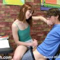 Alexa Nova Owns the Class Nerd – Primal's HANDJOBS