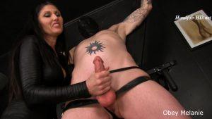 Cum Whipping – Obey Melanie