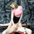 Nadya Nabakova Sits On Face and Jerks Bound Nerd – Primal's HANDJOBS