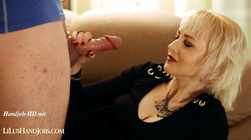 Sexy HandJob with Huge Facial – I JERK OFF 100 Strangers hommme HJ – Lilu