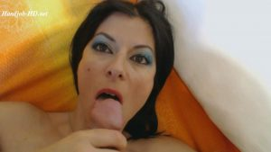 Blowjob and Facial in Heavy Make up – Julia Jordan