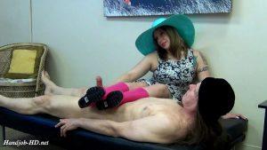 Cum On My Boots!! – JERKY GIRLS – Julie Roberts