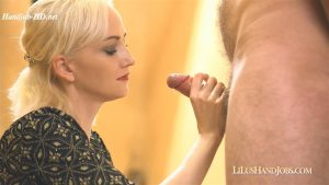 LiLus HandJob with Huge Ruined Facial_2 – I JERK OFF 100 Strangers hommme HJ – Lilu