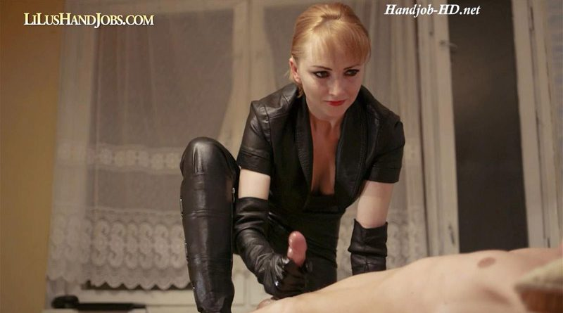 Your business! in coat blowjob gloves slow cum and and eating leather matchless message