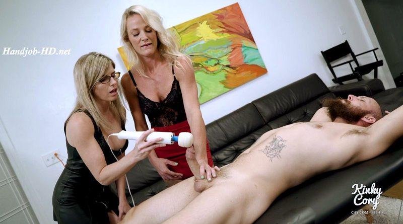 Sydney Hail Torture Handjob Training – Kinki Cory