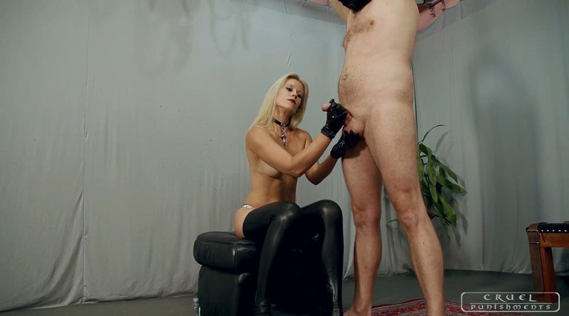 Clean up the mess! – CRUEL PUNISHMENTS – SEVERE FEMDOM – Mistress Anette