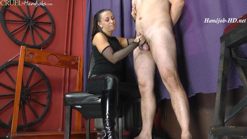 Erotic moments part 2 – Cruel Handjobs – Mistress Sophie