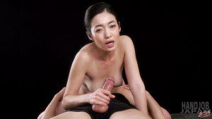 Ryu Enami's faceriding handjob – Handjob Japan