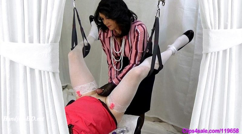 Sissy Anal Training 1 – Forced By Mommy