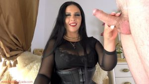 Slaves Cum On My Schedule – Mistress Ezada Sinn MP4