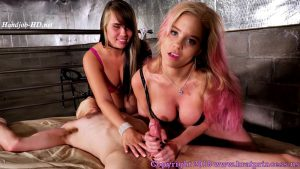Anabelle and Natalya – Facesat while Milked – Brat Princess 2